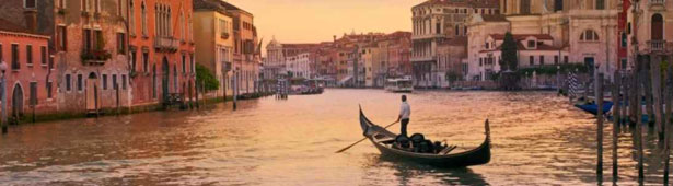 Tour romantico in gondola per 2 for Capodanno romantico per due